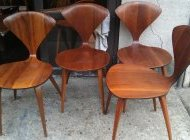 Norman CHERNER chaises de table