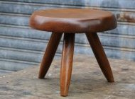 Charlotte PERRIAND petit tabouret