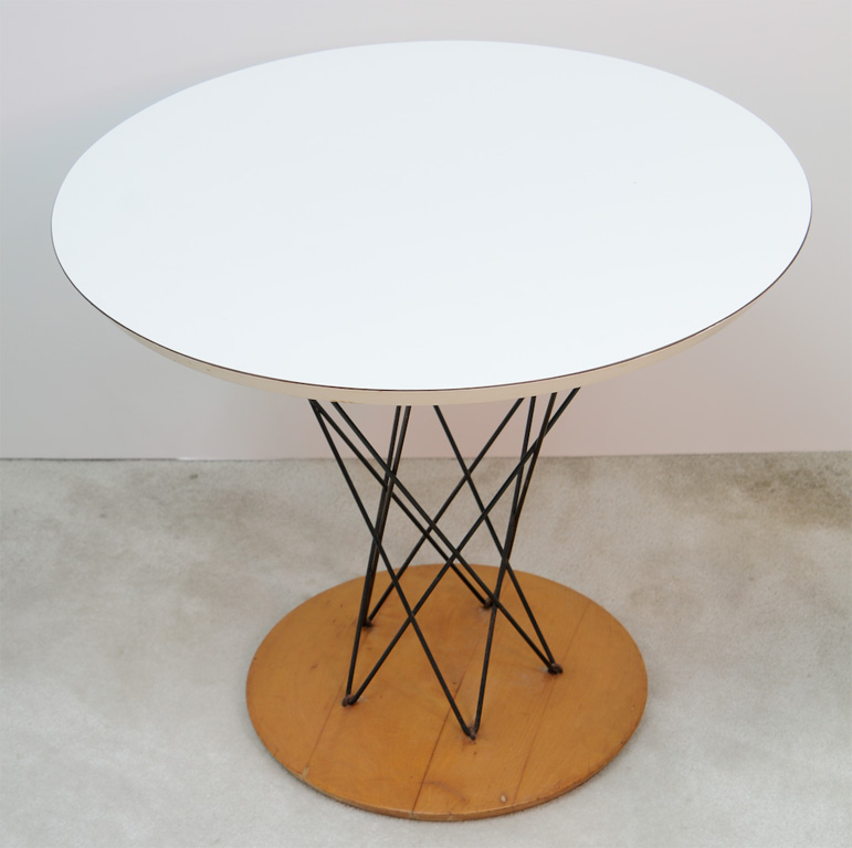 Isamu NOGUCHI Child Table